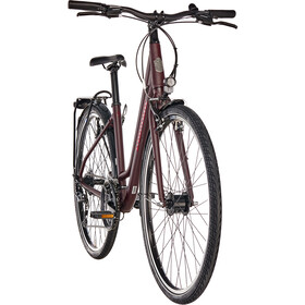 Diamant Elan Trekkingcykel Wave brun/rød